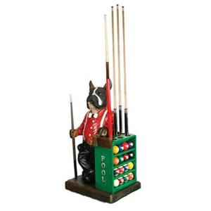 RAM Game Room Products Dog Ball and Cue Holder Rack