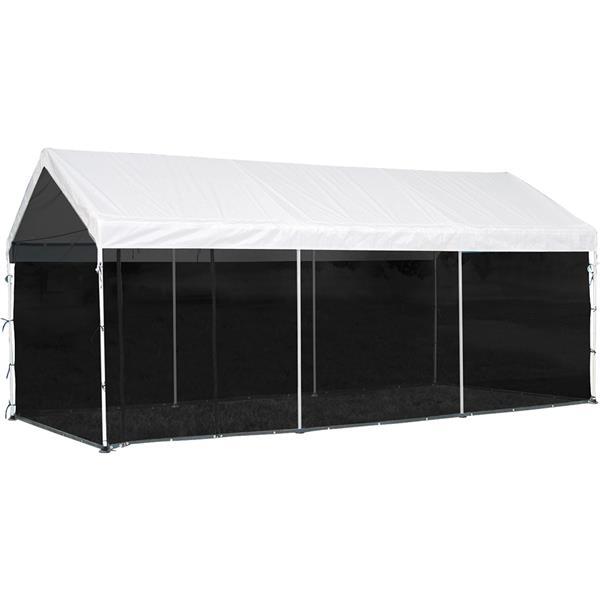 ShelterLogic Screen Enclosure Accessory Kit - 10-ft x 20-ft