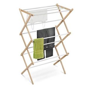 Honey Can Do DRY Wood Accordion Drying Rack