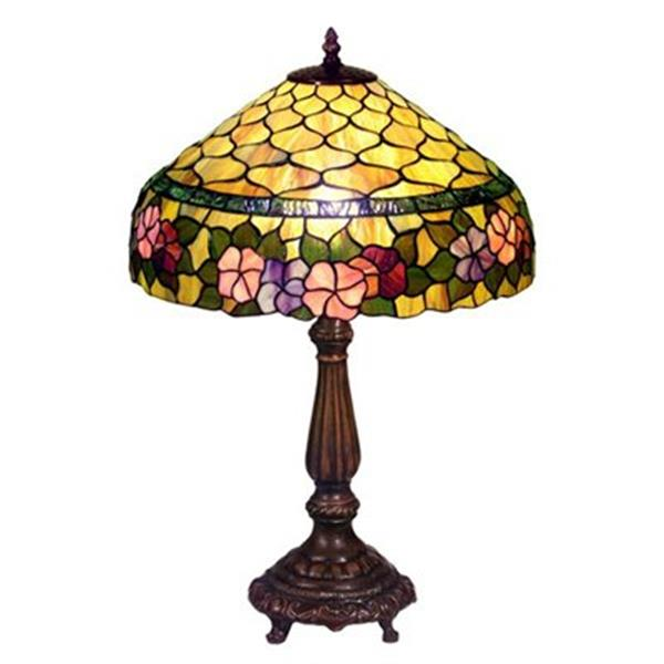 Warehouse of Tiffany Peony Table Lamp