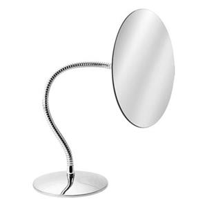 WS Bath Collections 7.1-in Chrome Pure Table Mirror