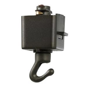 Galaxy Lighting A-HOOK Black Adaptor Track Connector