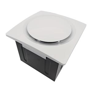 Aero Pure White Super Quiet Bathroom Fan