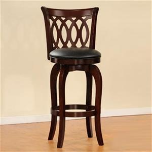 Homelegance Shapel 29-in Swivel Bar Stool