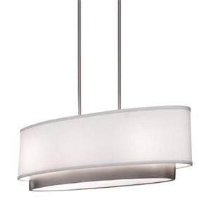 Steven & Chris by Artcraft 3-Light Scandia Kitchen Island Light