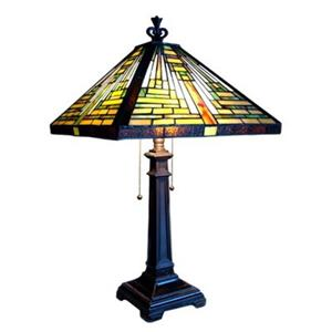 Chloe Lighting Mission Table Lamp