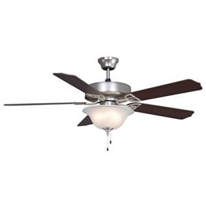 Fanimation The Aire Décor 52-in Oil Rubbed Bronze 3-Light Builder Ceiling Fan