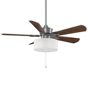 Fanimation Islander 18-in Pewter Assembly Ceiling Fan