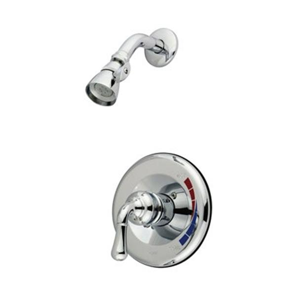 Elements of Design St. Charles Chrome Pressure Balanced Shower System