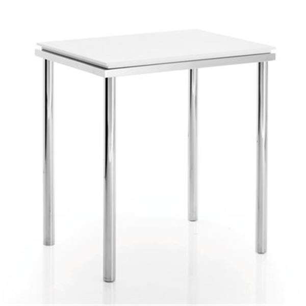 WS Bath Collections Scagni Complements Bedroom Bench Stool