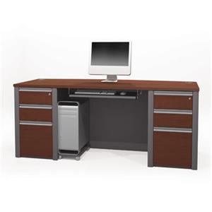 Bestar 938 Connexion Executive Desk Set,93869-39