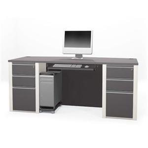 Bestar 938 Connexion Executive Desk Set,93869-59