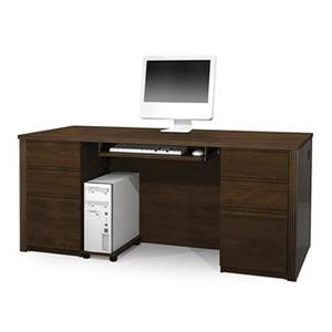 Bestar 998 Prestige + Executive Desk Set,99850-69