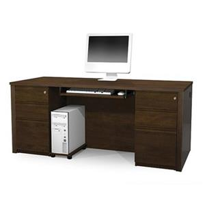 Bestar 998 Prestige + Executive Desk Set,99875-69