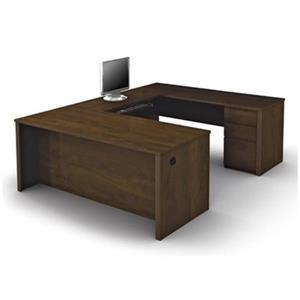 Bestar 998 Prestige + U-Shaped Workstation,99871-69