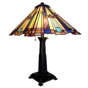 Chloe Lighting Marvel Mosaic Table Lamp
