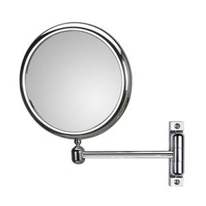 WS Bath Collections Doppiolo 40 Collection Mirror Pure Magnifying/Make-Up Mirror