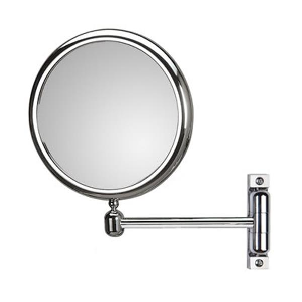 WS Bath Collections Doppiolo 40 Collection Mirror Pure lll Magnifying/Make-up Mirror