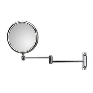 WS Bath Collections Doppiolo 40 Collection Mirror Pure lll Magnifying Make-Up Mirror