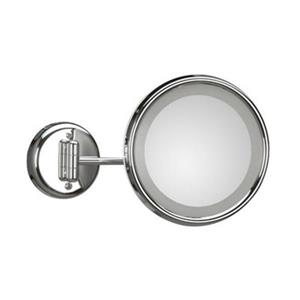 WS Bath Collections Mirror Pure lll Magnifying/Make-Up Mirror with Incandescent Light