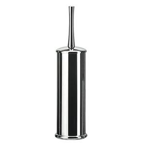 WS Bath Collections Koko Chrome Toilet Brush Holder