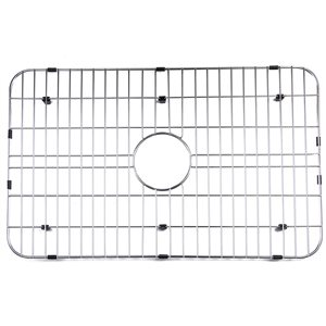 ALFI Brand 27.5-in x 17-in Solid Stainless Steel Kitchen Sink Grid