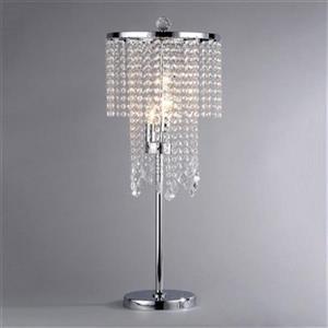 Warehouse of Tiffany Crystal Table Lamp