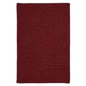 Colonial Mills Courtyard 24-in Sangria Runner