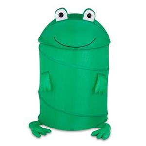 Honey Can Do Lee P. Frog Animal Clothes Hamper