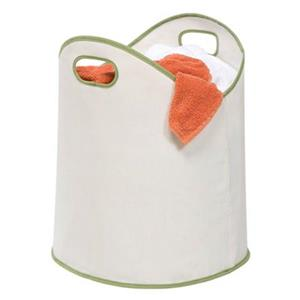 Honey Can Do Large Load Canvas Laundry Basket