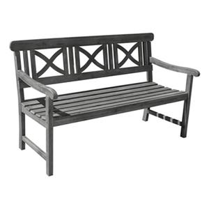 Vifah Renaissance Hardwood 5-ft Outdoor Garden Bench