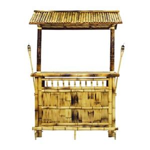 RAM Game Room Products Bamboo Tiki Bar