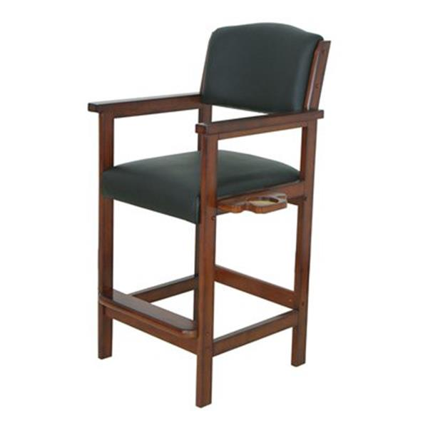 RAM Game Room Products Spectator Cappuccino Bar Chair