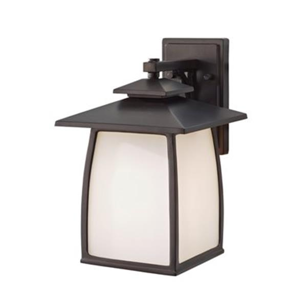 Feiss Wright House Outdoor Oil Rubbed Bronze Sconce