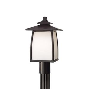 Feiss Wright House Oil Rubbed Bronze Latern.