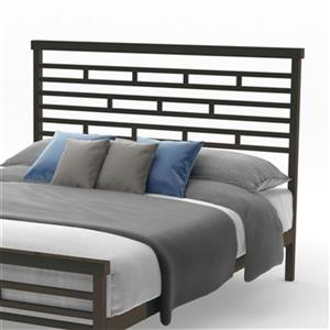 Amisco Highway Full Dark Brown Headboard