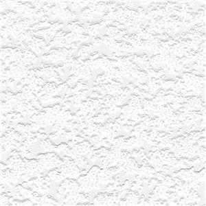 Graham & Brown Superfresco 56 sq ft White Paintable Heavy Stipple Unpasted Wallpaper