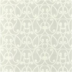 Graham & Brown 56 sq ft Off-White Superfresco Paintable Jude Unpasted Wallpaper