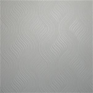 Graham & Brown 56 sq ft White Superfresco Paintable Pure Unpasted Wallpaper