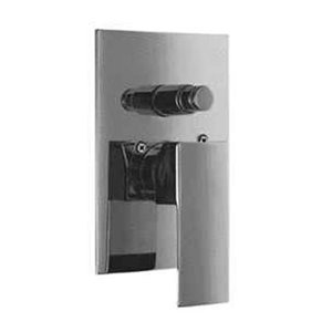 ALFI Brand Shower Valve Mixer with Square Lever Handle and D