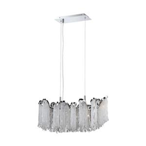 Eurofase Lighting Ellena 5-Light Pendant Kitchen Island Light