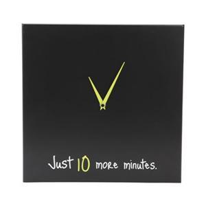 Nexxt Design HN18357-7INT Snooze Wall Clock,HN18357-7INT