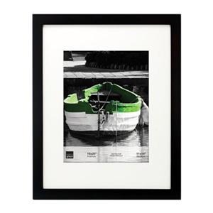 Kiera Grace Langford 11-in x 14-in Black Wood Picture Frame