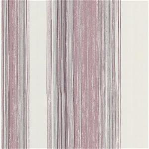 Graham & Brown 56 sq ft Rose Element Twine Unpasted Wallpaper