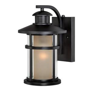 Cascadia Lighting Cadiz Outdoor Oil Rubbed Bronze Wall Sconce