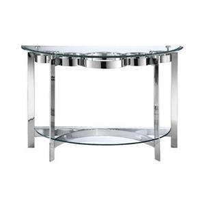 Stein World Mercury Demilune Sofa Table