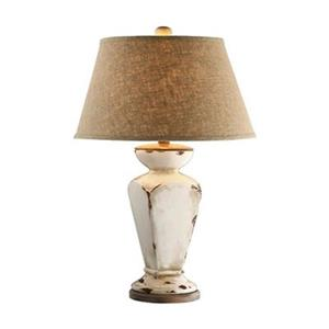 Stein World Cadence Cream Ceramic Table Lamp