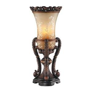 Stein World Chantilly Ornate Hand Painted Uplight