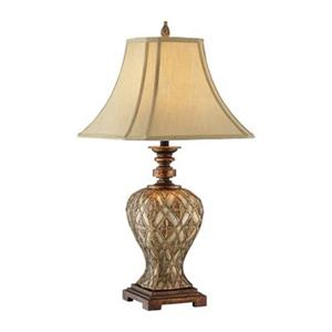 Stein World Jaela Basket Weave Resin Table Lamp