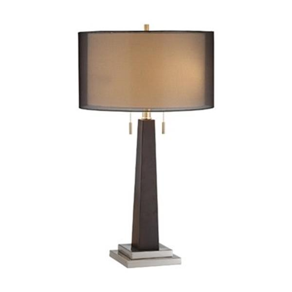 Stein World Jaycee Table Lamp 99558 Rona, Twin Pull Chain Table Lamp